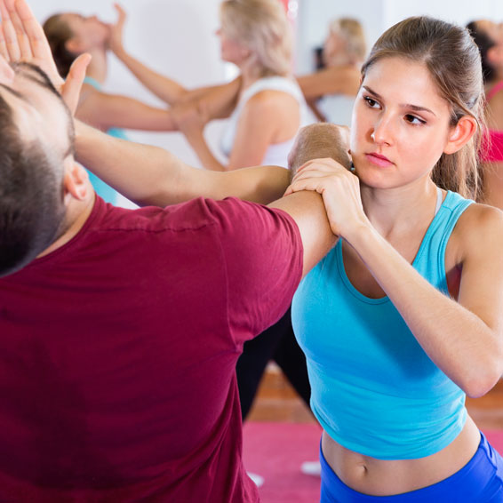 women's self defence classes ACS Self Defence, Luton, Bedfordshire