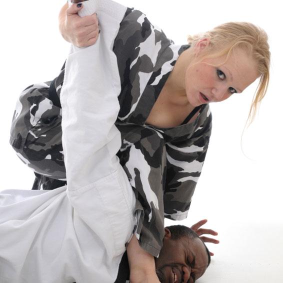 martial arts isn't self defence